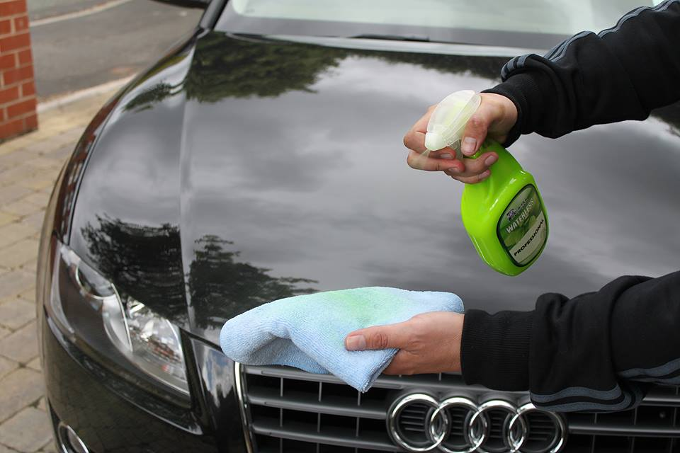 Best Waterless Car Wash Products
