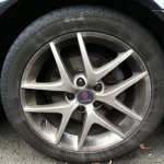 Saab-Alloy-Wheel-Before