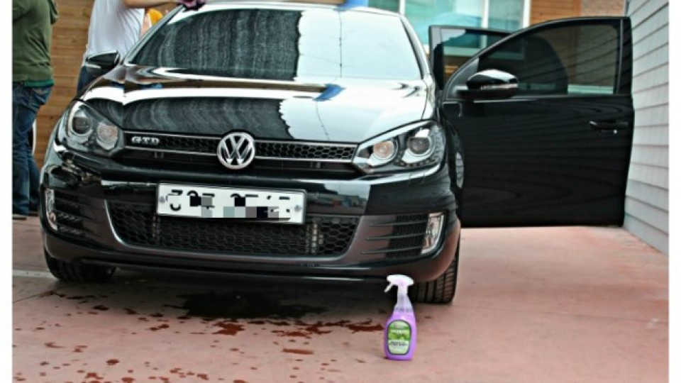 Pearl® Waterless Car Wash Nano-Shine