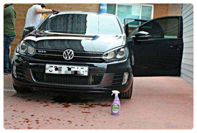 Pearl® Waterless Car Wash Nano-Shine