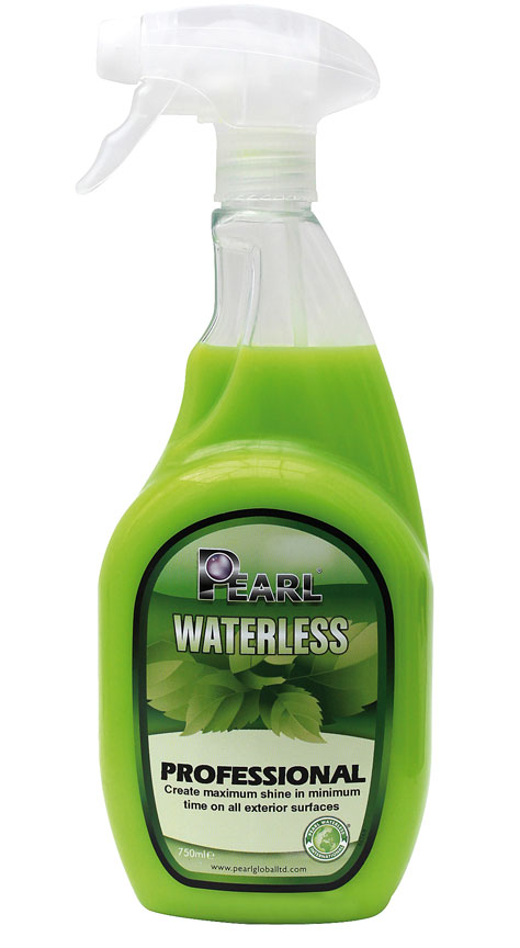 Factory Direct Pearl Manufacturer Waterless Car Wash