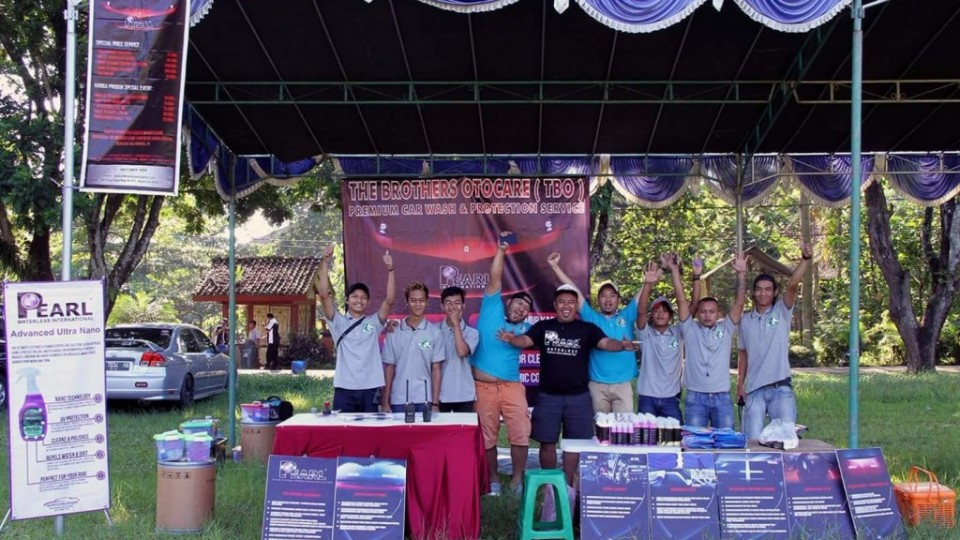 Pearl Central Java, Supporting Ayla Community Event-1