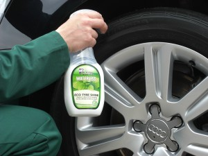 Pearl® Eco Tyre Dressing & Protectant