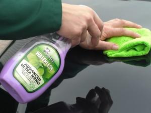 Pearl Waterless Car Wash, Polish & Nano Wax Protect