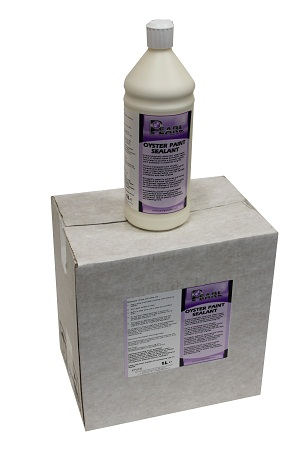 Pearl Oyster Paint Sealant