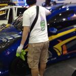 Pearl Waterless Car Wash Seoul Auto Exhibition Korea 2012