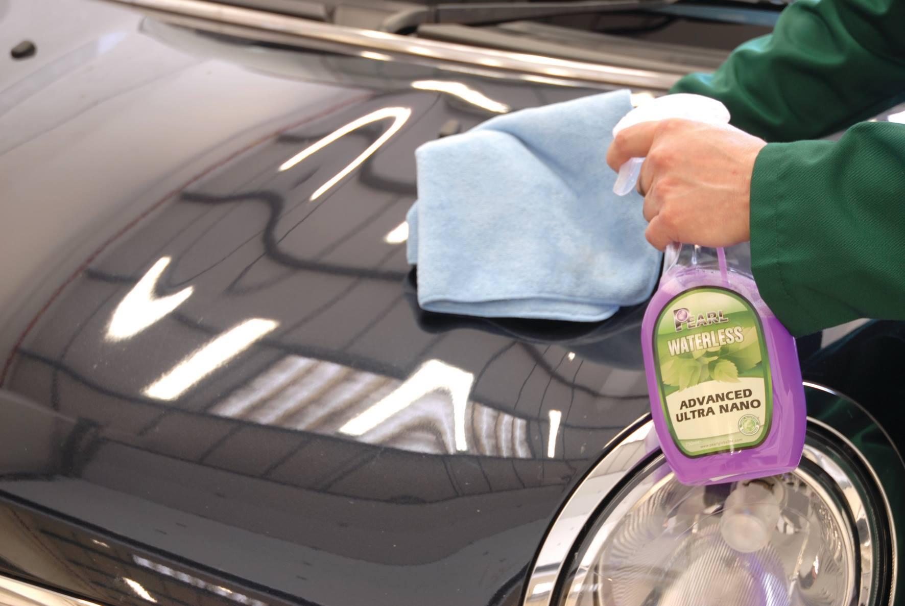 Pearl Advanced Ultra Nano Carnauba Wax Spray Hydrophobic Shine