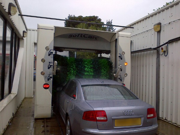 Automatic Car Wash Waste Water, Energy & Can Scrtach Paint Surfaces