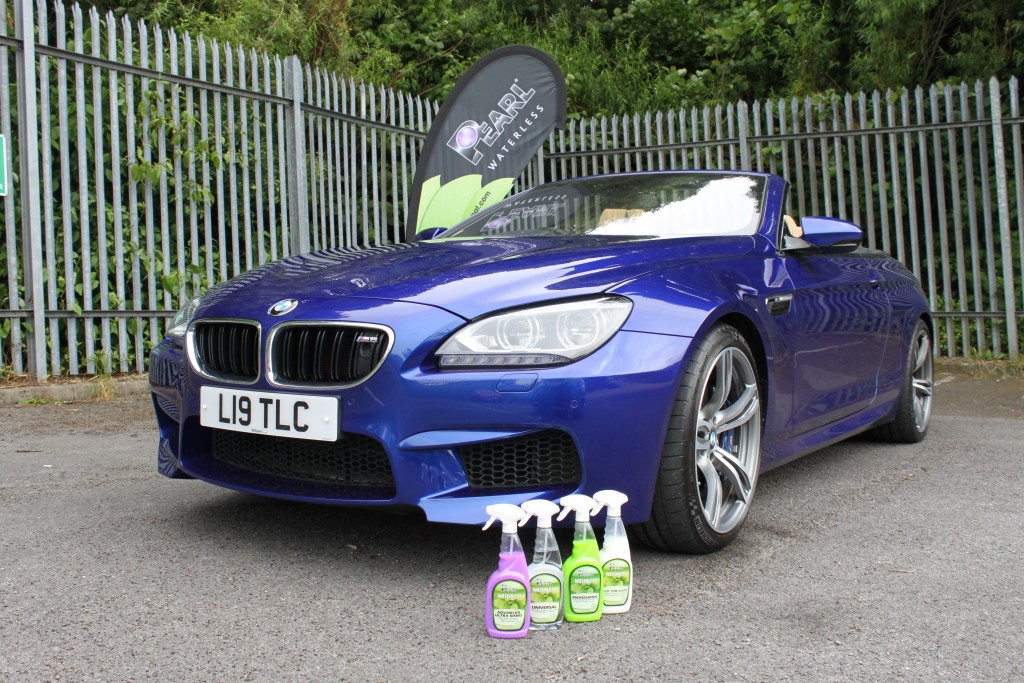 Pearl-Waterless-Car-Wash-Products-BMW-M6