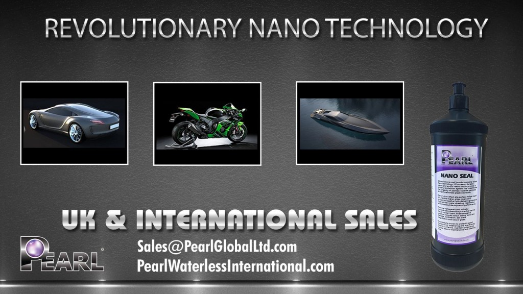 Pearl Nano Seal Hydrophobic Protection