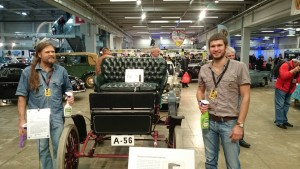 Pearl-Waterless-Car-Wash-Norway's-Oldest-Electric-Car
